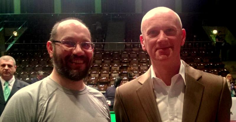 Peter Ebdon, The Force